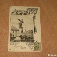 Postales: POSTAL DE BUDAPEST. Lote 222066452