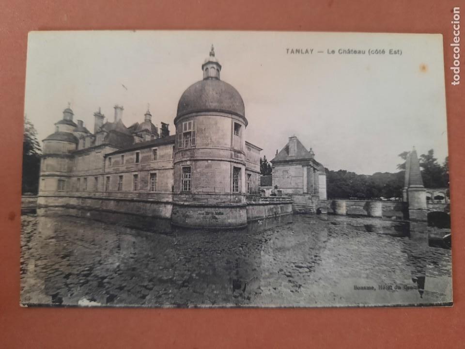 POSTAL-AÑOS 10/20-TANLAY/LE CHATEAU/LA ROCHE POSAY/FRANCIA-FRANÇOISE GRAVELAT-CIRCULADA (Postales - Postales Extranjero - Europa)