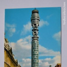 Postales: POSTAL. THE POST OFFICE TOWER, LONDON. ED. JOHN HINDE. NO ESCRITA.. Lote 222429130