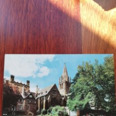 Postales: POSTAL CHRIST CHURCH. OXFORD.. Lote 222443940