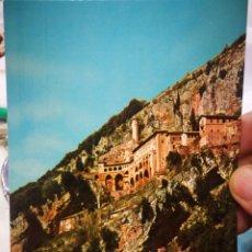 Postales: POSTAL SUBIACO SACRO SPECO S/C. Lote 222557006
