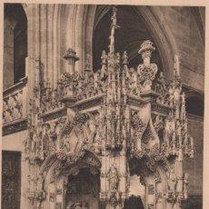 Postales: POSTAL BOURG - EGLISE DE BROU - MAUSOLEE DE MARGUERITE D'AUTRICHE - LA DOUCE FRANCE. Lote 222626240