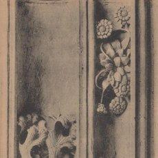Postales: POSTAL BOURG - EGLISE DE BROU - DETAIL DU TOMBEAU DE MARGUERITE DE BOURBON - ND. Lote 222626336