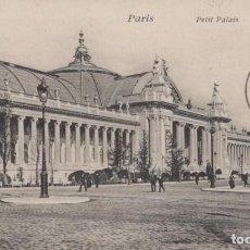 Postales: POSTAL PARIS - PETIT PALAIS - CIRCULADA. Lote 222628632