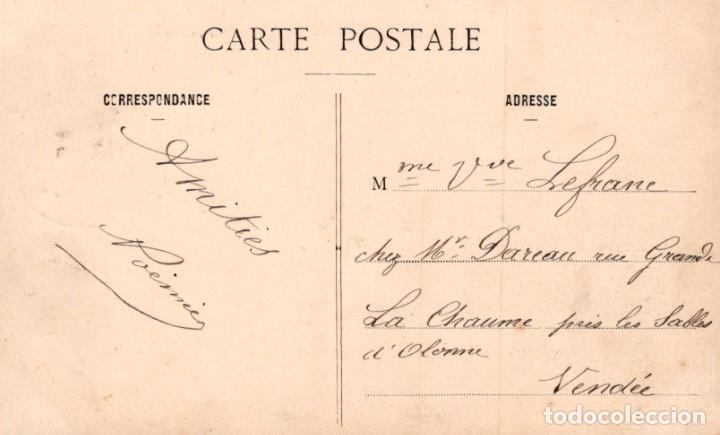 Postales: POSTAL PARIS - PETIT PALAIS - CIRCULADA - Foto 2 - 222628632
