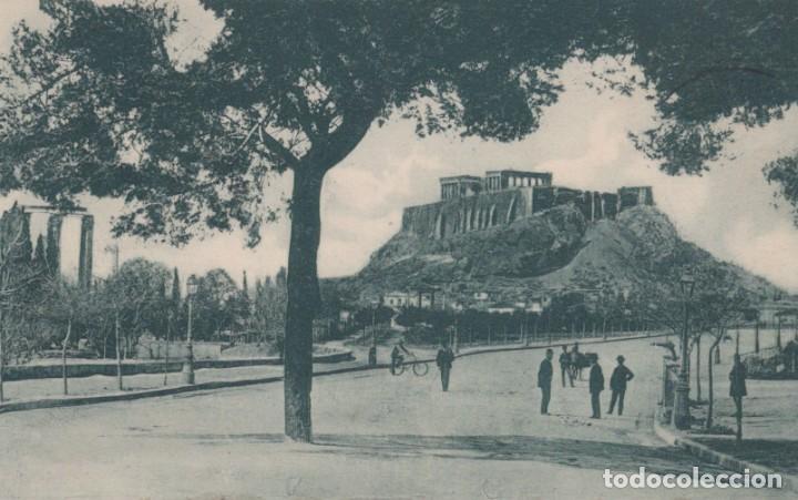 POSTAL ATHENES - L'ACROPOLE - ATENAS - PALLIS & COTZIAS (Postales - Postales Extranjero - Europa)