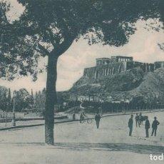 Postales: POSTAL ATHENES - L'ACROPOLE - ATENAS - PALLIS & COTZIAS. Lote 222630646
