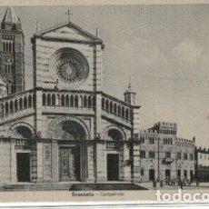 Postales: CARTOLINA FORMATO PICCOLO - GROSSETO CATTEDRALE. Lote 222797742