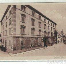 Postales: CARTOLINA FORMATO PICCOLO - GROSSETO GRAN HOTEL BASTIANI - VIAGGIATA. Lote 222798165
