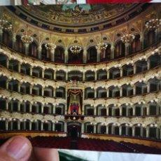 Postales: POSTAL CATANIA TEATRO MASSIMO INTERNO S/C. Lote 222798895