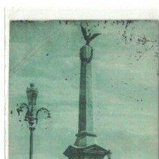 Postales: CARTOLINA FORMATO PICCOLO - GROSSETO OBELISCO AI CADUTI PER LA PATRIA-VIAGGIATA. Lote 222817212