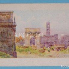 Postales: ANTIGUA POSTAL - ROMA - FORO ROMANO - LA DE LA FOTO. Lote 222829077