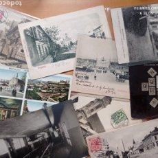 Postales: LOTE 70 POSTALES EUROPA ALEMANIA AUSTRIA FRANCIA HASTA 1945. Lote 222891635