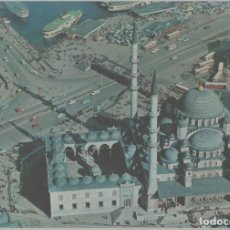 Postais: LOTE A-POSTAL ESTAMBUL TURKIA AÑOS 60. Lote 223233448