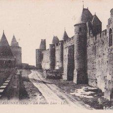 Cartes Postales: 7 POSTALES ANTIGUAS DE CARCASSONNE - LEVY ET NEURDEIN - SIN CIRCULAR. Lote 223725741