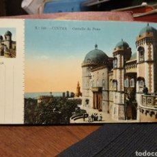 Postales: RECUERDO DE CINTRA .PORTUGAL.. Lote 223977690