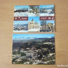 Postales: LOTE DE 2 POSTALES FRANCIA. Lote 224461522