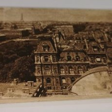 Postales: ALBUM POSTALES PARIS - -DE ANDRE LECONTE. Lote 224701062
