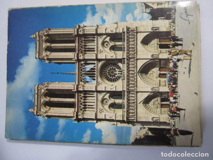 Postales: acordeon 14 postales souvenir de paris lyna - Foto 2 - 224701118