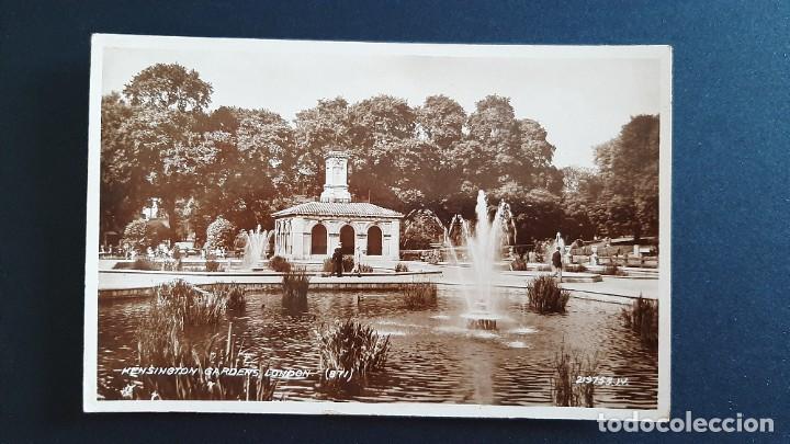 POSTAL ANTIGUA KENSINGTON GARDENS ED VALENTINE`S LONDRES LONDON REINO UNIDO UK (Postales - Postales Extranjero - Europa)