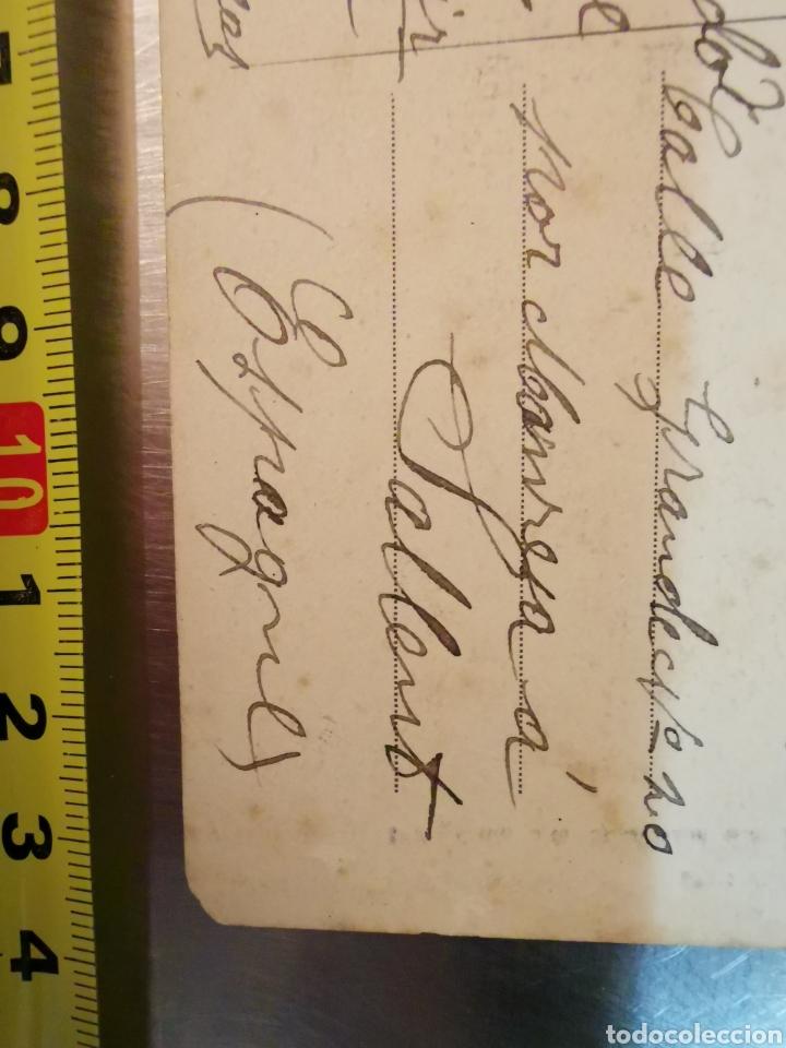 Postales: Postal de París nº274 Jardí des plantes y Musée de Paleonthologie. Sallent. Comellas. 1910s-1920s - Foto 6 - 226124276