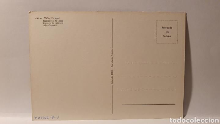 Postales: 436 LISBOA/ PORTUGAL/ SIN CIRCULAR/ (REF.D.167) - Foto 2 - 226137781