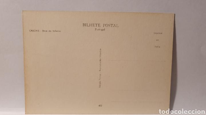 Postales: CASCAIS/ BOCA DO INFERNO/ SIN CIRCULAR/ (REF.D.167) - Foto 2 - 226137958