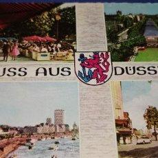 Postales: GRUSS AUS DÜSSELDORF-. Lote 227229510
