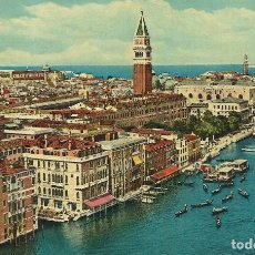 Postales: ITALIA. VENEZIA. VENECIA. VISTA GENERAL. PANORAMA. 9X14 CM. BUEN ESTADO. AÑOS 1960.. Lote 228952456