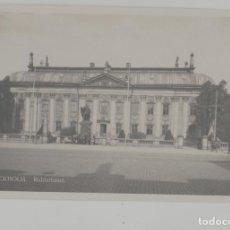Postais: LOTE W- POSTAL STOCKHOLM ESTOCOLMO SUECIA AÑOS 30. Lote 230159380