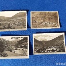 Postales: LOTE POSTALES ANTIGUAS DE ANDORRA. SIN CIRCULAR. Lote 230911035