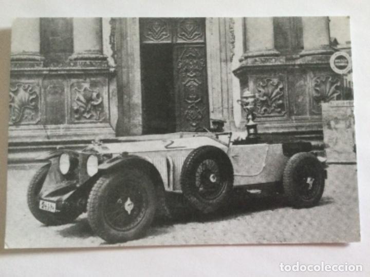POSTAL II CIRCUITO DE VILA REAL PORTUGAL. 19 JUNIO 1932. VENCEDOR VASCO SAMEIRO. INVICTA S-TYPE (Postales - Postales Extranjero - Europa)