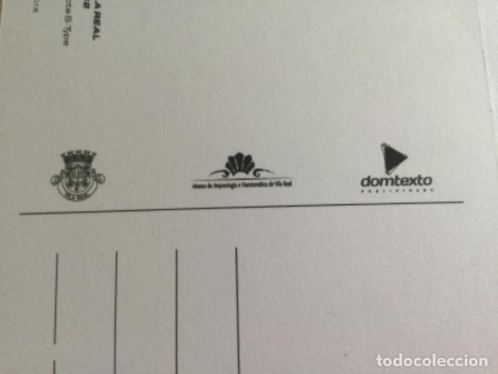 Postales: Postal II Circuito de Vila Real Portugal. 19 Junio 1932. Vencedor Vasco Sameiro. Invicta S-Type - Foto 4 - 232284460
