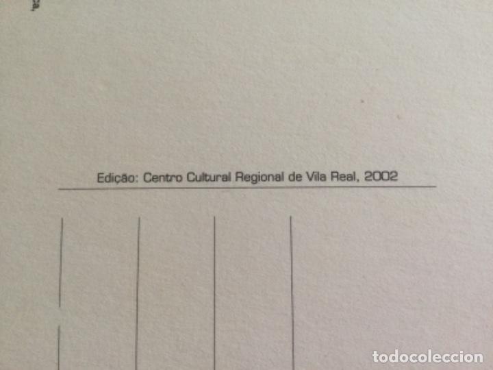 Postales: Postal 1901 Banda de Musica Cuerpo de Bomberos de Vila Real, Cruz Blanca. Portugal - Foto 4 - 232284960