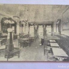 Postales: POSTAL CAFÉ CLUB VILA REAL EN 1917. Lote 232285415