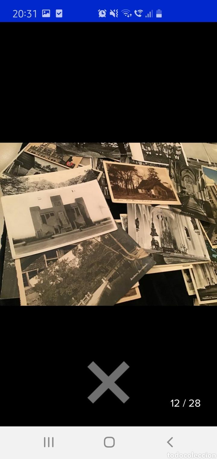 Postales: Colección de 550 postales holandesas y países bajos años 1900 a 1936 - Foto 8 - 234013090