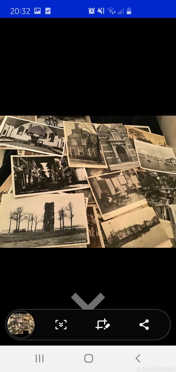 Postales: Colección de 550 postales holandesas y países bajos años 1900 a 1936 - Foto 10 - 234013090