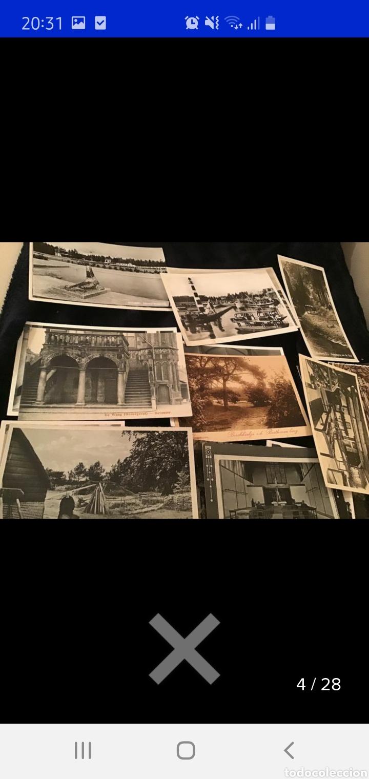 Postales: Colección de 550 postales holandesas y países bajos años 1900 a 1936 - Foto 12 - 234013090