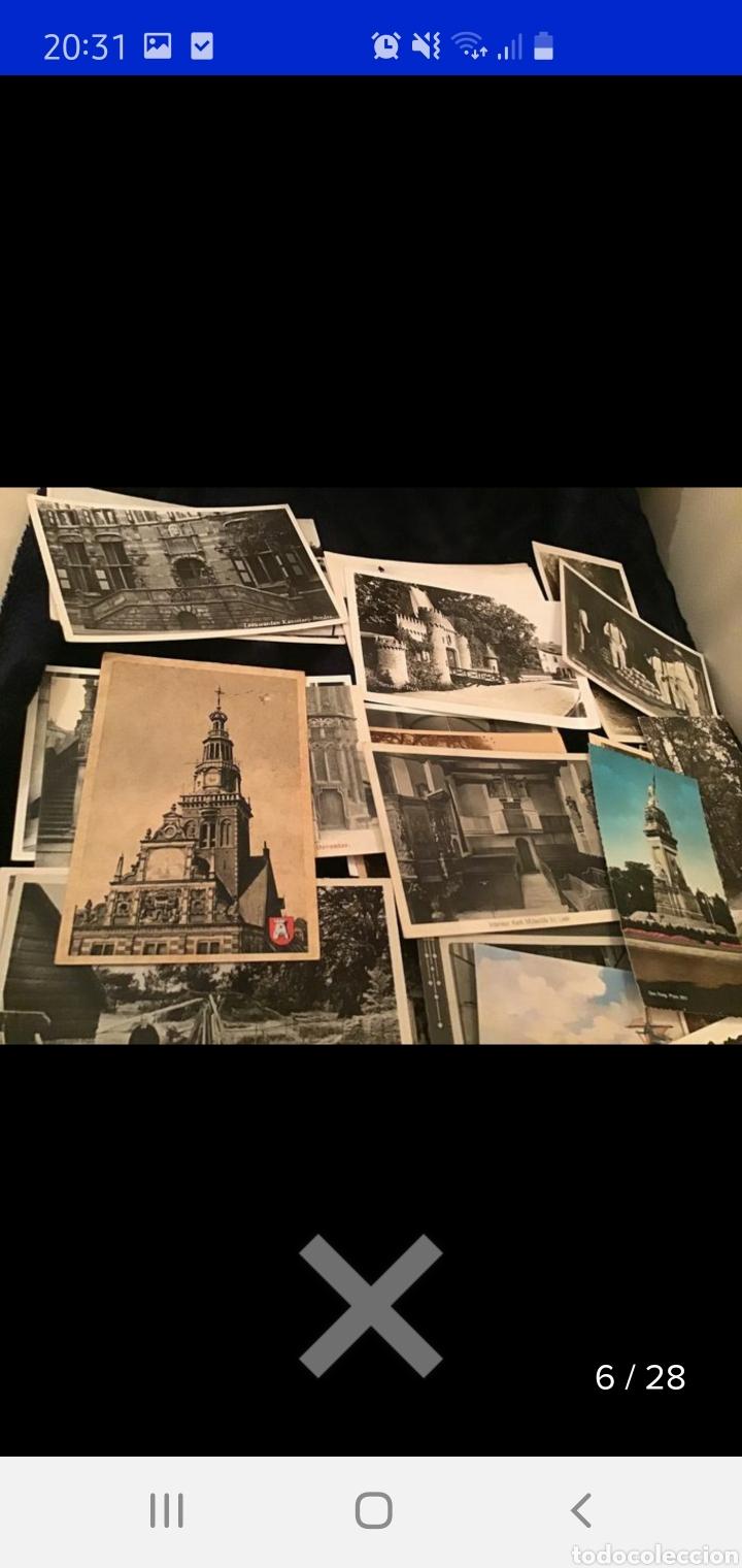 Postales: Colección de 550 postales holandesas y países bajos años 1900 a 1936 - Foto 13 - 234013090
