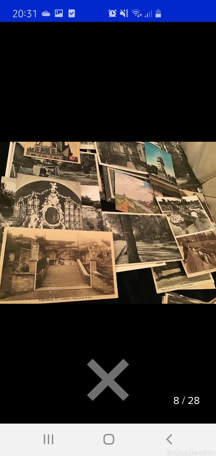 Postales: Colección de 550 postales holandesas y países bajos años 1900 a 1936 - Foto 14 - 234013090
