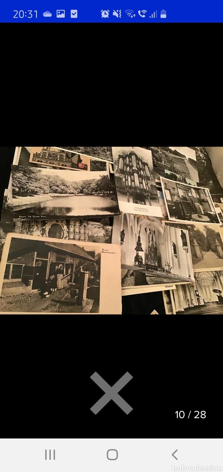 Postales: Colección de 550 postales holandesas y países bajos años 1900 a 1936 - Foto 15 - 234013090