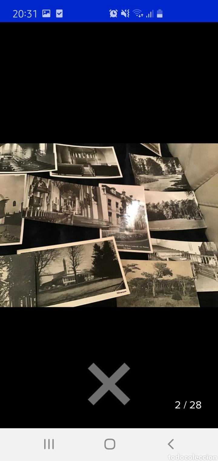 Postales: Colección de 550 postales holandesas y países bajos años 1900 a 1936 - Foto 16 - 234013090