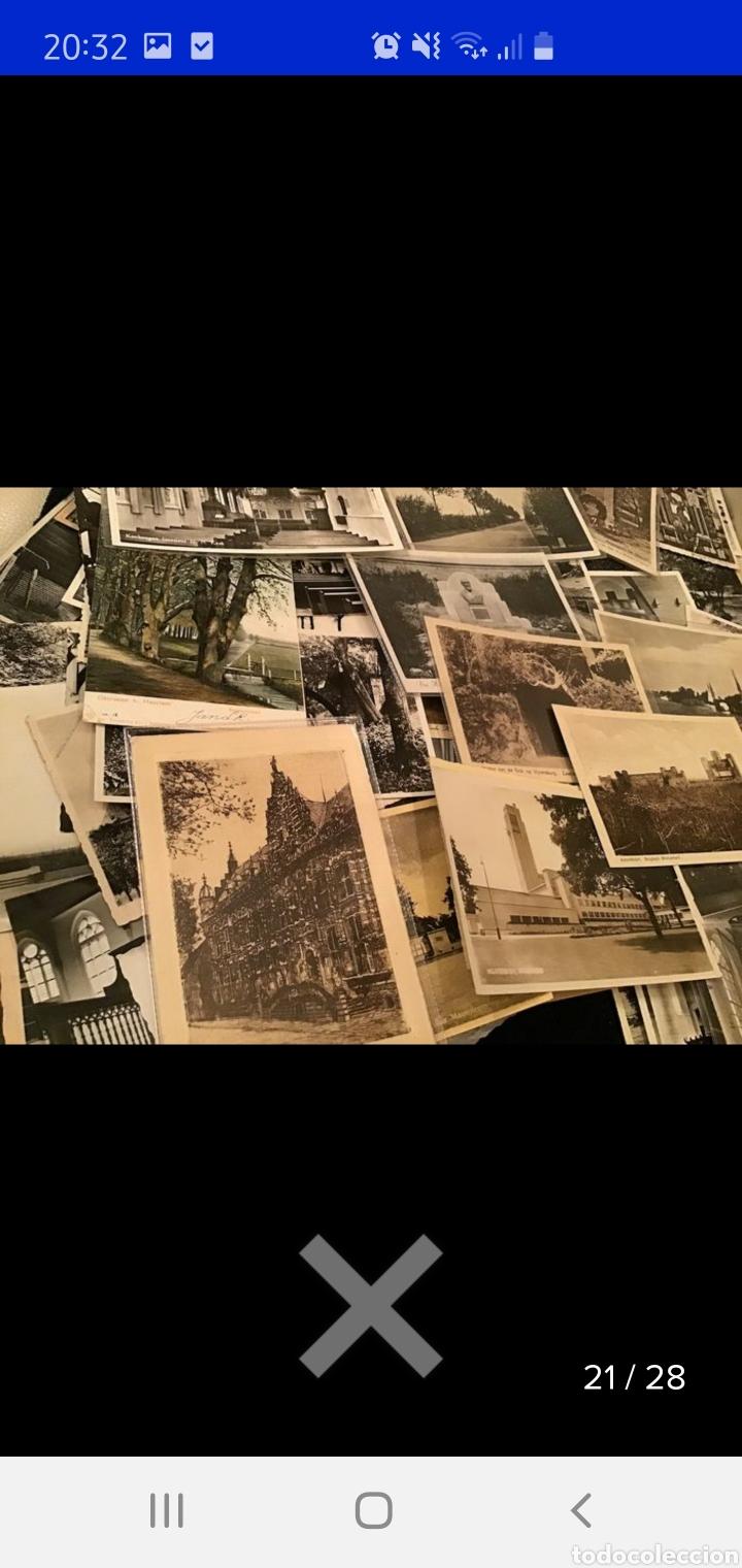 Postales: Colección de 550 postales holandesas y países bajos años 1900 a 1936 - Foto 17 - 234013090
