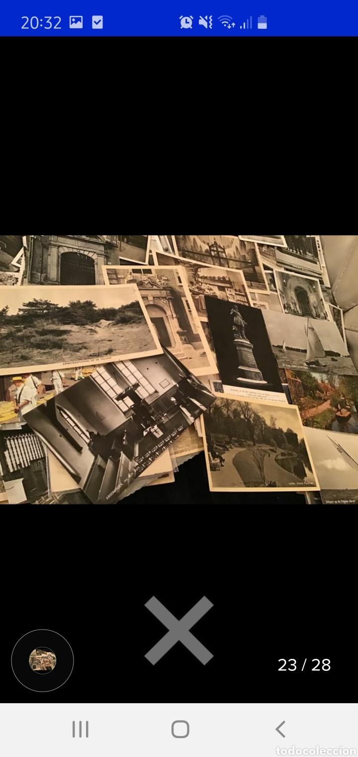 Postales: Colección de 550 postales holandesas y países bajos años 1900 a 1936 - Foto 18 - 234013090