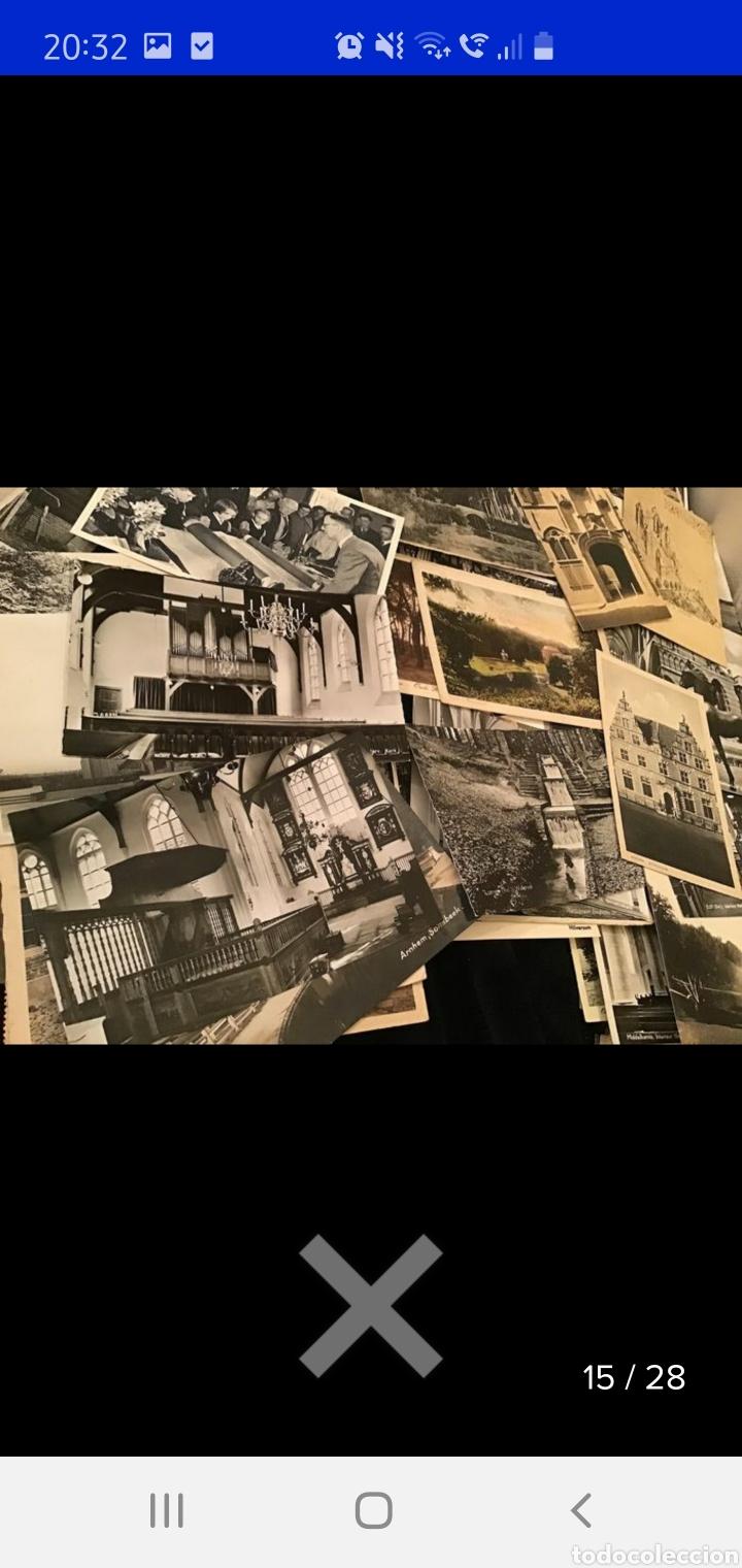 Postales: Colección de 550 postales holandesas y países bajos años 1900 a 1936 - Foto 22 - 234013090
