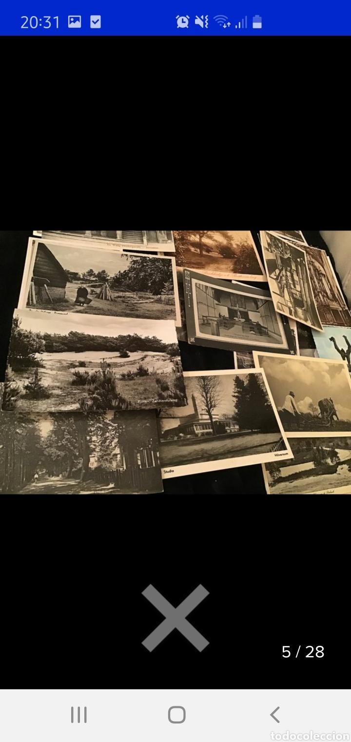 Postales: Colección de 550 postales holandesas y países bajos años 1900 a 1936 - Foto 25 - 234013090