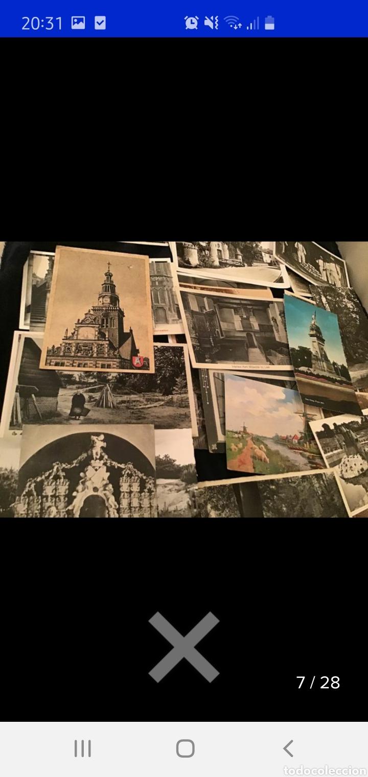 Postales: Colección de 550 postales holandesas y países bajos años 1900 a 1936 - Foto 26 - 234013090