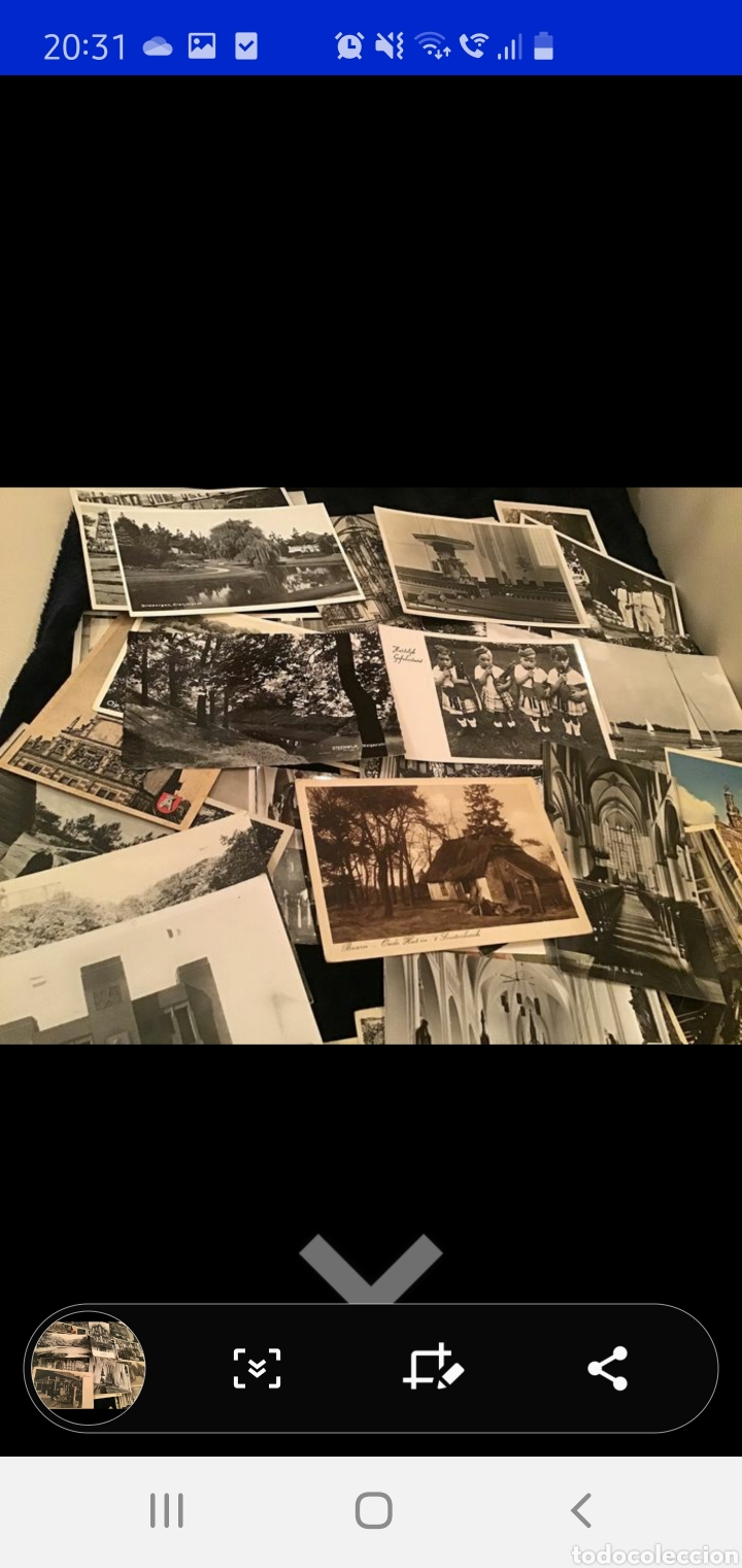 Postales: Colección de 550 postales holandesas y países bajos años 1900 a 1936 - Foto 28 - 234013090