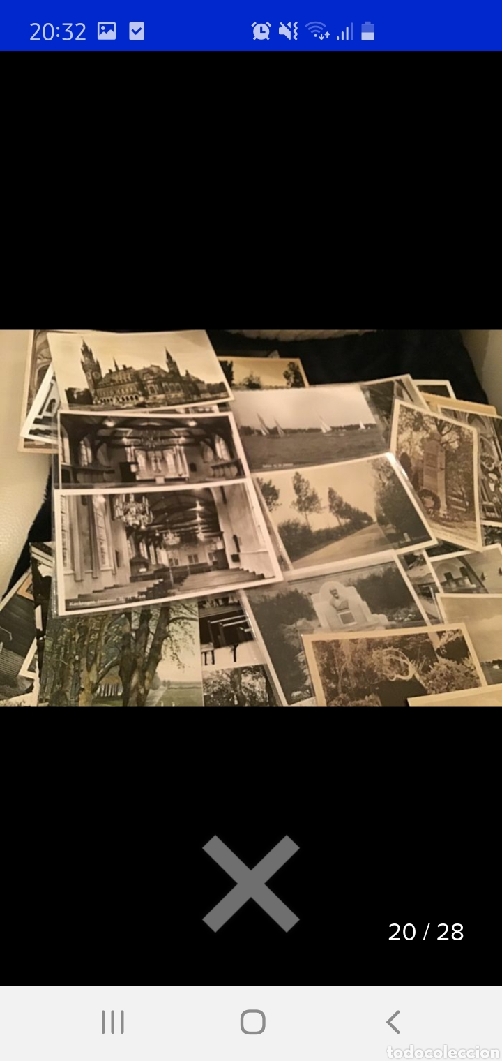 Postales: Colección de 550 postales holandesas y países bajos años 1900 a 1936 - Foto 32 - 234013090