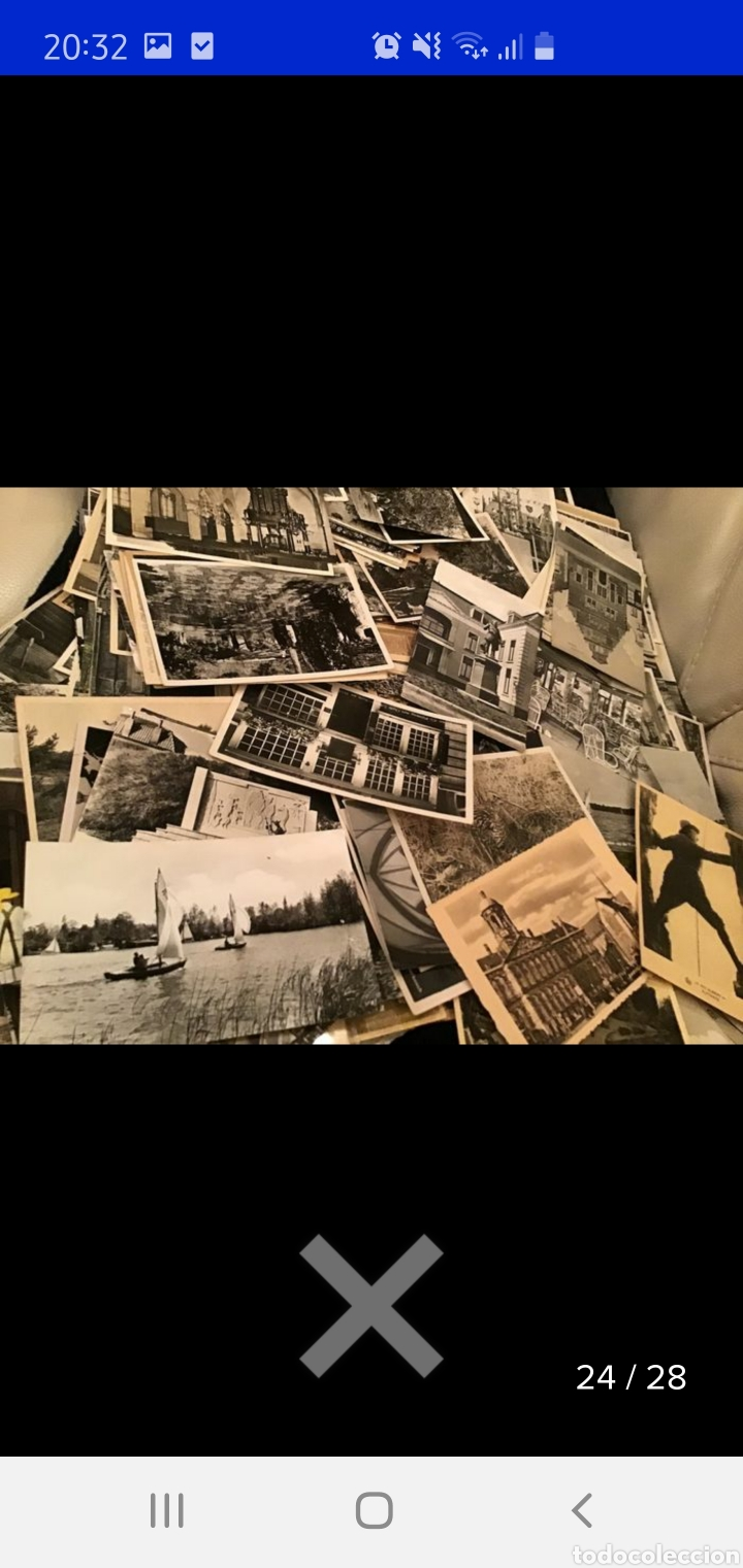 Postales: Colección de 550 postales holandesas y países bajos años 1900 a 1936 - Foto 34 - 234013090